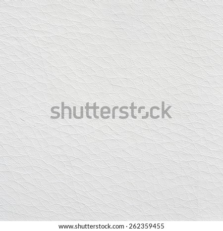 perfect white leather texture. may used as background. - stock photo