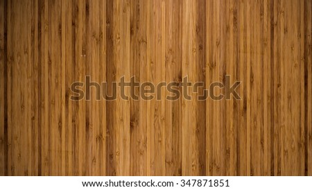 Perfect wood background