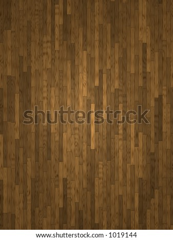 Perfectly straight planks of wood for use as backgrounds - stock photo