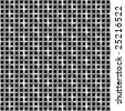 Perforated metal background. (See more this theme in my portfolio). - stock photo