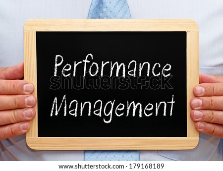 Performance Management - stock photo