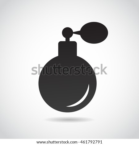 Perfume bottle icon.