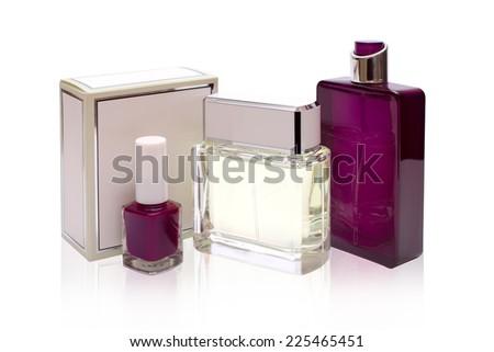 Perfumes - stock photo