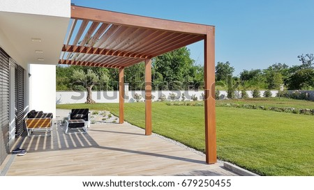 Pergola Stock Images, Royalty-Free Images & Vectors | Shutterstock