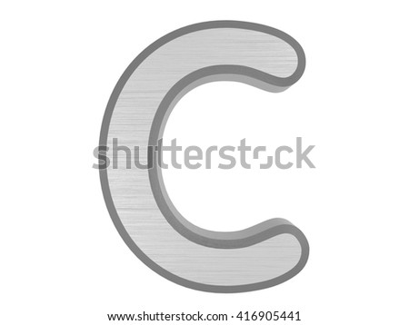 Periodic table elements carbon 3 d title stock illustration periodic table of elements carbon 3d title isolated on white 3d rendering urtaz Image collections