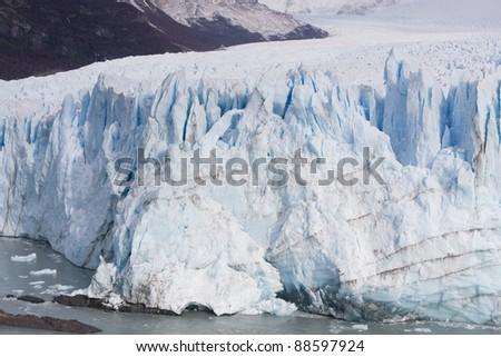Perito Moreno Glacie - stock photo