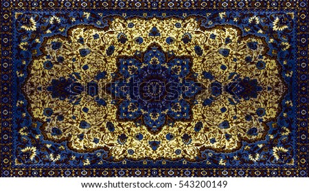 persian carpet pattern. persian carpet texture, abstract ornament. round mandala pattern, middle eastern traditional fabric pattern s
