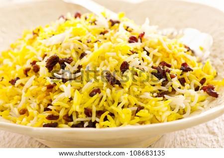 ... saffron rice meatless monday saffron pilaf rice pilaf with saffron use