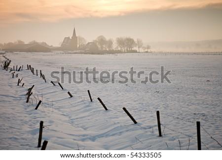 Persingen - Netherlands - stock photo