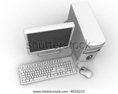 Personal computer, 3d