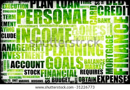 Personal Income Spending Tax Check List Abstract
