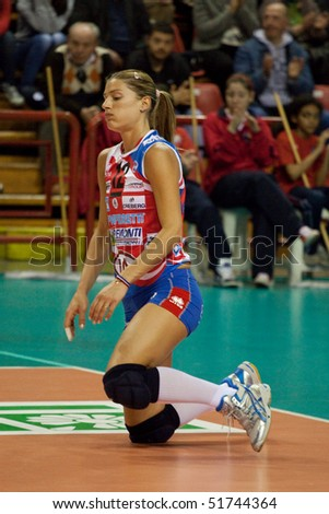 Confirm. join Volleyball player francesca piccinini