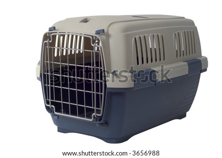 Pet holder for safe animal-transport