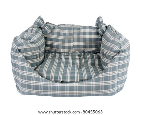 Pet mattress - stock photo