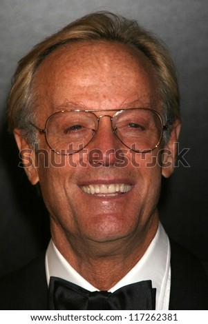 Peter Fonda at The 9th Annual Costume Designers Guild Awards Gala. The Beverly Wilshire Hotel, Beverly Hills, CA. 02-17-07