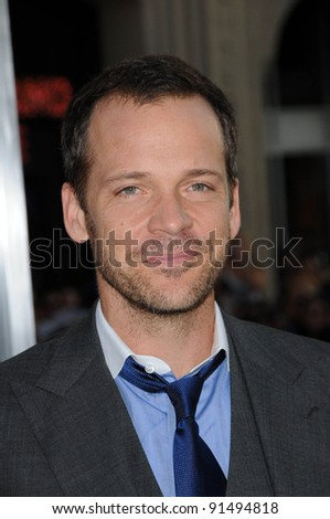 """Peter Sarsgaard at the """"Green Lantern"""" Los Angeles Premiere, Chinese Theater, Hollywood, CA. 06-15-11 - stock photo"""