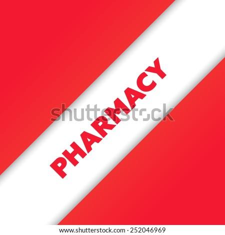 PHARMACY - stock photo