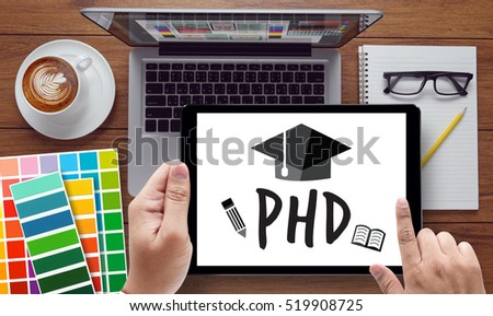 Educational full phd text thesis