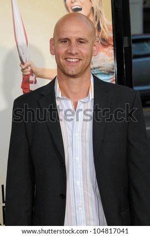 Phil Traill at the Los Angeles Premiere of 'All About Steve'. Grauman's Chinese Theatre, Hollywood, CA. 08-26-09 - stock photo