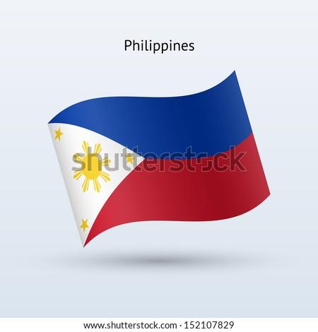 Philippine Flag Waving Animation Philippines Flag Waving Form