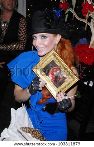 Phoebe Price at the Celebrity Birthday Party For Phoebe Price. Coco Deville, West Hollywood, CA. 09-29-09