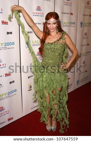 Phoebe Price  at the Los Angeles Premiere of 'Days of Wrath'. Chinese Mann 6 Theatres, Hollywoood, CA. 09-17-08