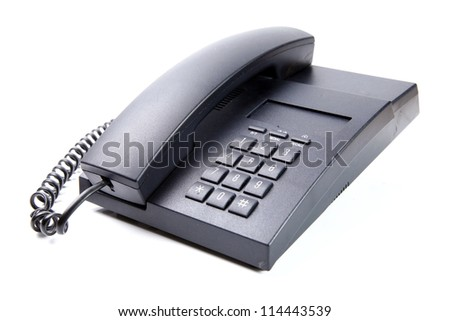 phone - stock photo