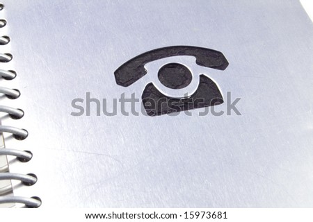 Phone Book - stock photo