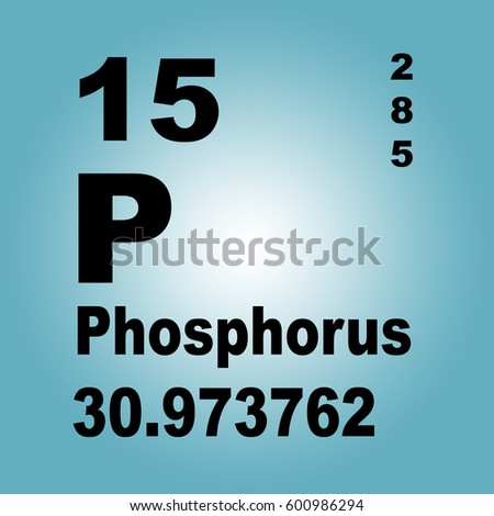 Phosphorus periodic table elements stock illustration 600986294 phosphorus periodic table of elements urtaz Images