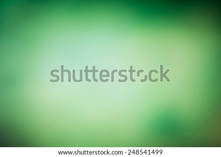 photo abstract blurred green background - stock photo