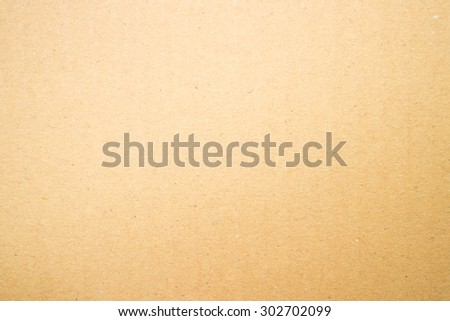 Photo closeup background brown paper. - stock photo