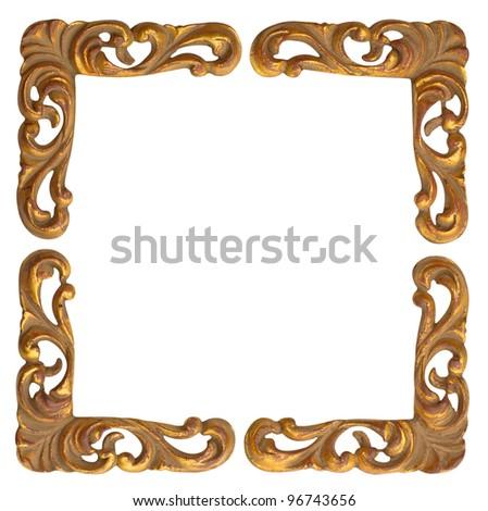 Photo Corners - stock photo