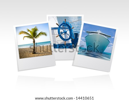 photo frame, vacations, put your memories on
