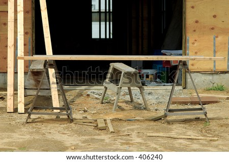Photo of a Construction