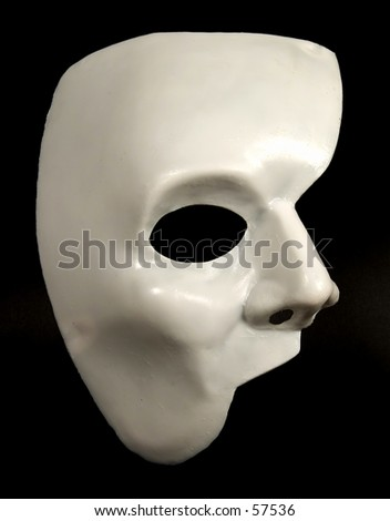 Photo of a Half Mask
