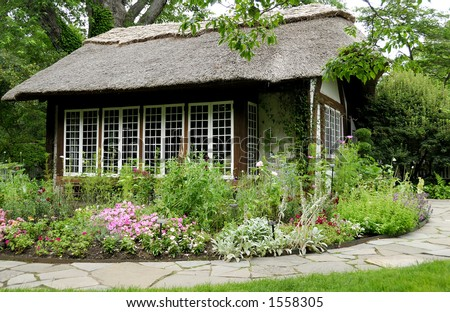 Photo of a Thatch Cottage