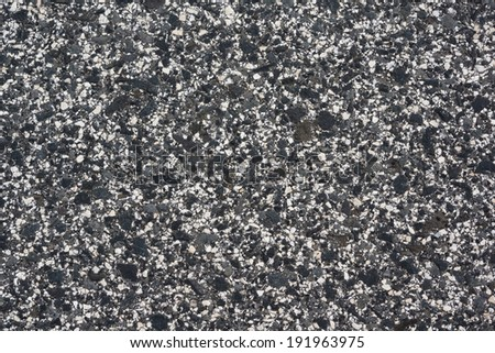 Photo of asphalted surface background - stock photo