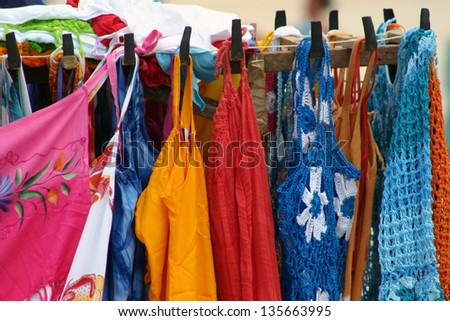 Photo of Beach clothes