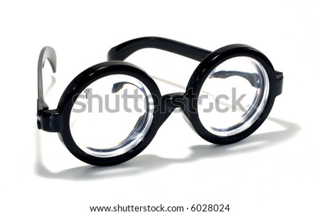 Photo of Bifocals / Eyeglasses - Vision Related - stock photo