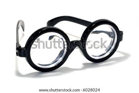 Photo of Bifocals / Eyeglasses - Vision Related - stock photo
