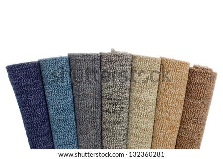 Photo of Carpets - stock photo