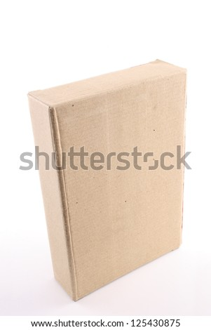 Photo of Corrugated box