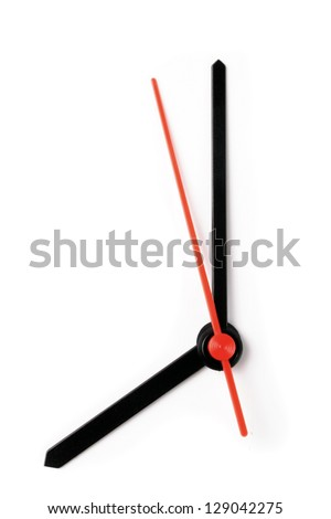 Photo of Eight o'clock - stock photo