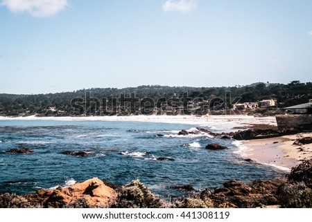 Photo of Oceanview from California Coast, United States