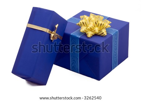 Photo of some Gift BOxes