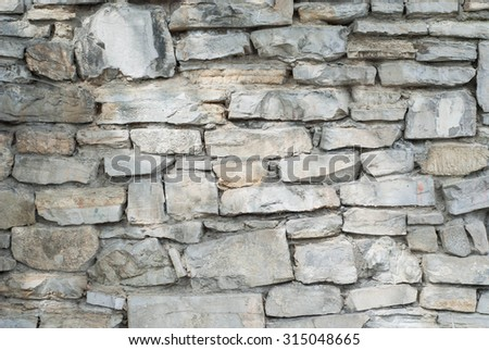 Photo of stone wall - perfect for background