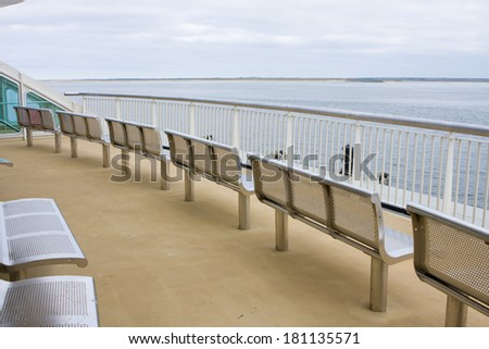 Photo of Teso - Ferry to Texel �¢?? Netherlands - stock photo