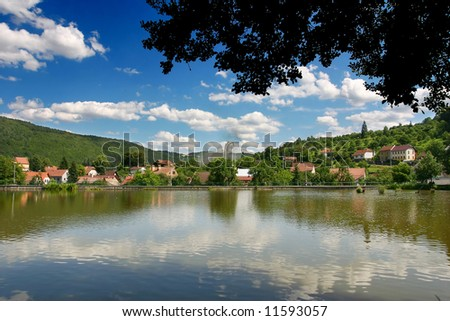 Photo of the image in Europe. Shot in Czech Republic - stock photo