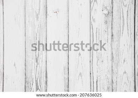 Photo of the Natural Light Wooden Background - stock photo