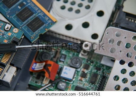 Photo of the Professional laptop repair